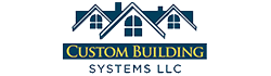 Custom Building Systems Logo