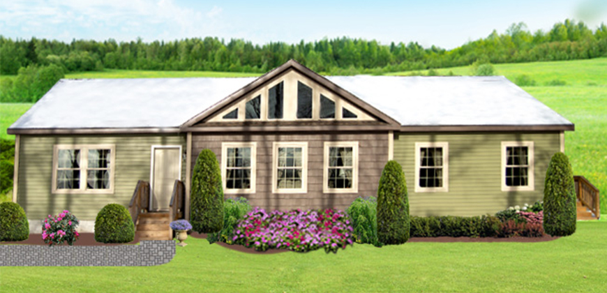 Monticello - Peaceful Living Home Sales