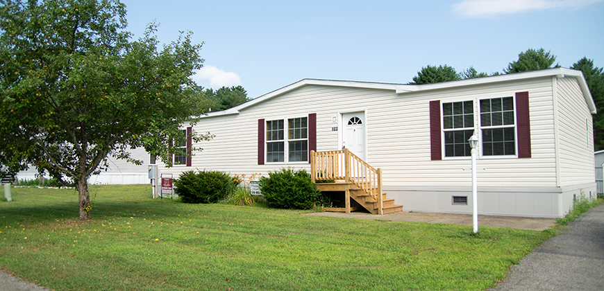 50+ Mobile Home Communities