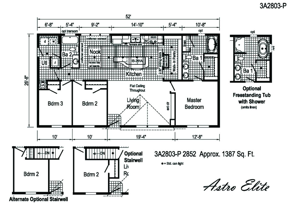 Grasse – Astro Elite 3A2803-P