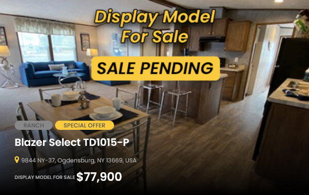 Blazer Select TD1015-P Sale Pending