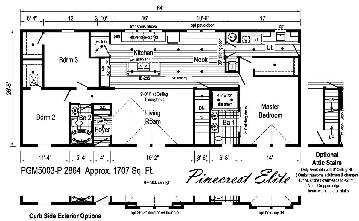 St. Regis – Pinecrest Elite PGM5003P